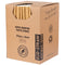 Eco-Straw - Paper Super Smoothie - 1000 Pack (4x250) - Kraft FSC Mix 70%