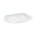 Clear PET BioPak Takeaway Lid 500mL & 600mL