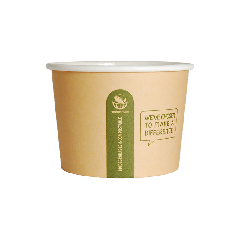 Envirochoice Round Container PLA 16oz