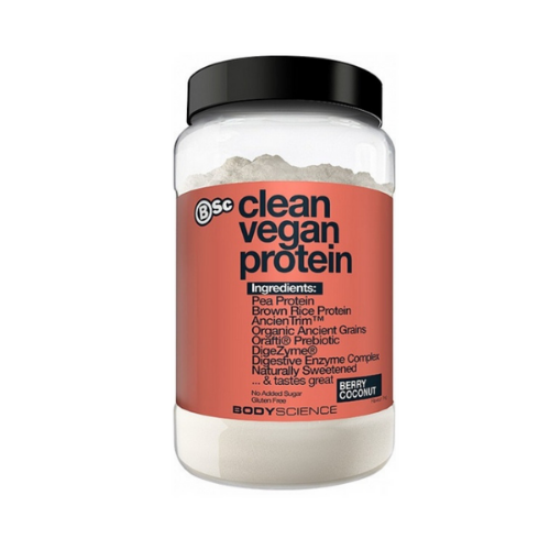 Clean Vegan Protein 1kg Berry Coconut (Past Best Before)