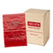 Ward Transfer Inpatient Medication Bags Red 390 x 280 mm