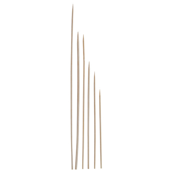 One Tree Bamboo Skewer - 250x4mm - 5000 Pack (50x100) - FSC 100%