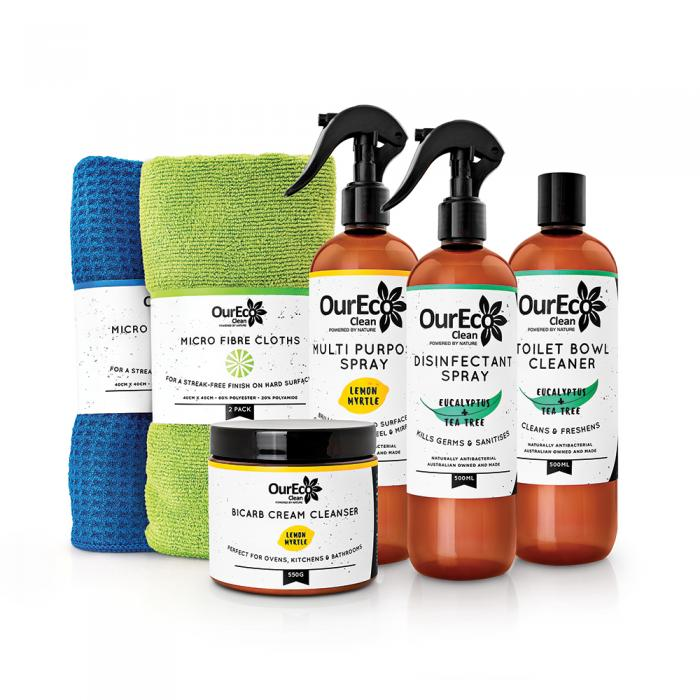 Our Eco Home Clean Pack 6 pieces