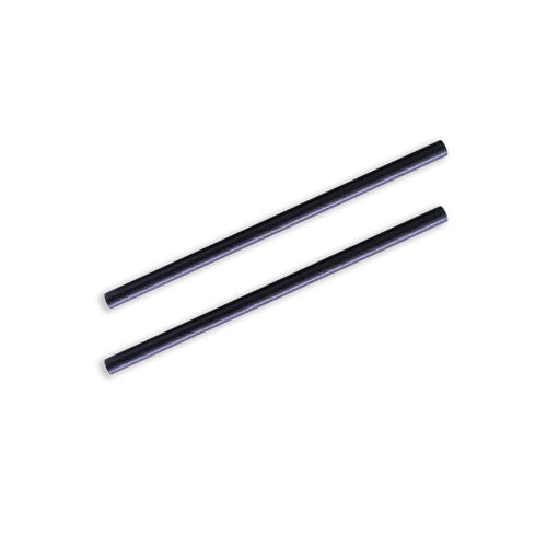 Cocktail Paper Straws - 2,500 Packs - Black