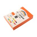 Orange A4 Coloured Office Paper 500 Sheets