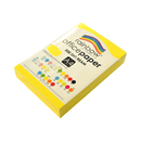 Yellow A4 Coloured Office Paper 500 Sheets