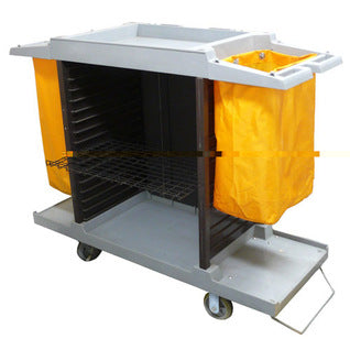 NAB - Room Service Trolley Complete set
