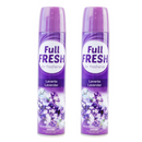 2 x Full Fresh Air Freshener - Lavender