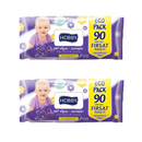 2 x Hobby Wet Wipes Lavender