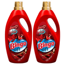 2 x Bingo Fabric Softener - Lovely 3Lt