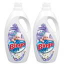 2 x Bingo Fabric Softener - Sensitive 3Lt