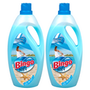 2 x Bingo Fabric Softener - Island Fresh 3Lt