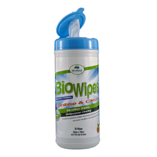 Bio Wipes Multipurpose Sanitise & Clean