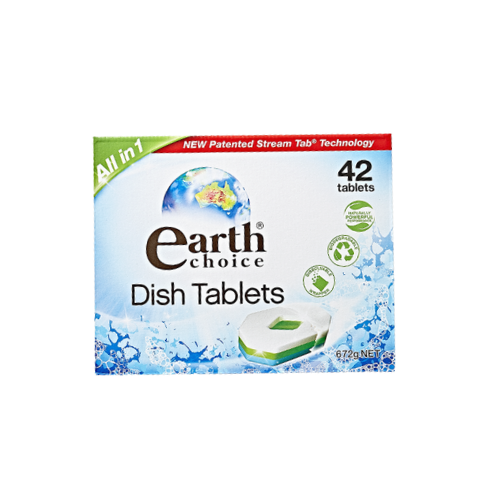 Earth Choice - All-in-1 Dish Tablets - 42 pack