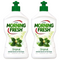 2 x Morning Fresh Dishwashing Liquid Original 400ml