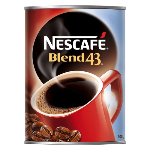 Nescafe Blend 43 Finely Ground Coffee 500g