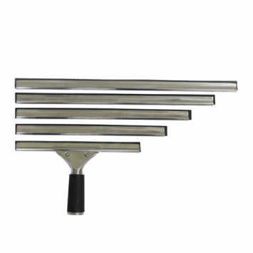 Stainless Steel Window Squeegee 10""