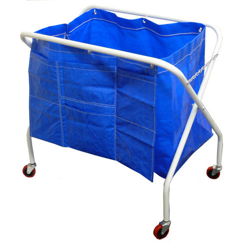Waste Trolley Frame and Wheels