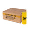 Clinical Waste Bag HDPE Yellow 1000x700 mm