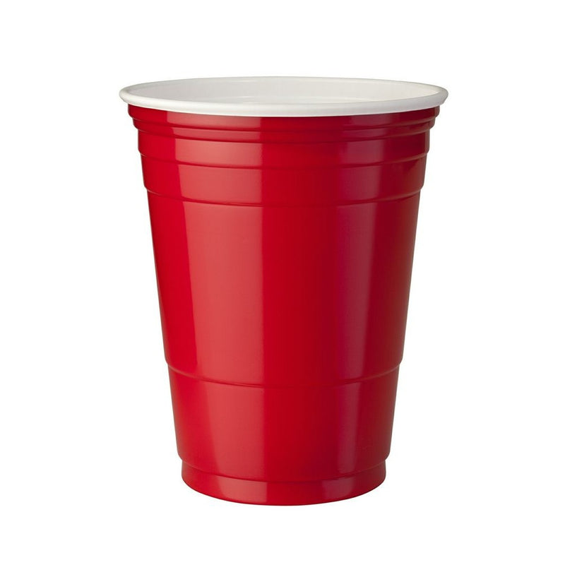 Red Party Cup 18oz | 532mL