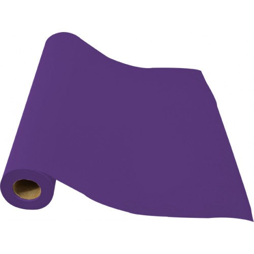 Rainbow Club Roll 80GSM 38mm Core 500mm X 60m Wrapped Purple