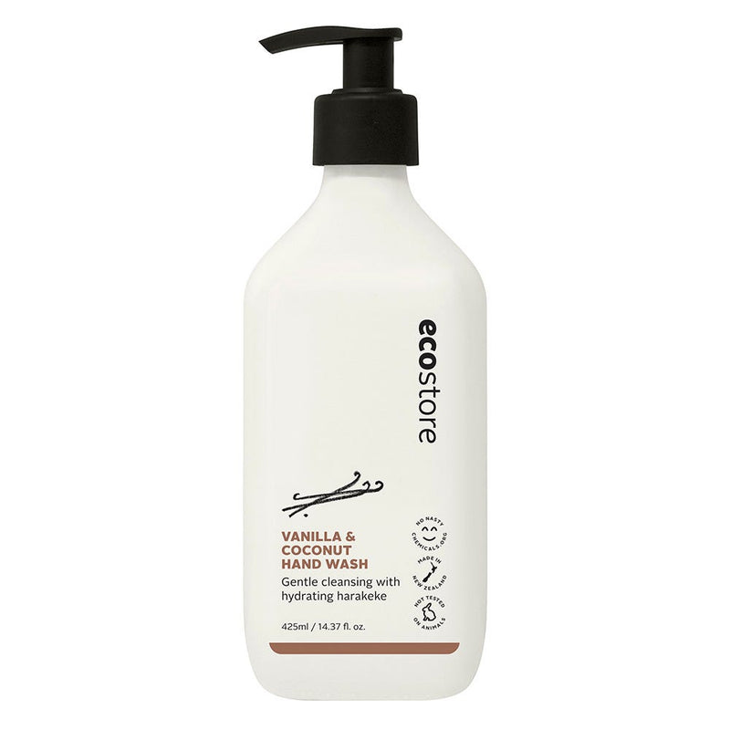 Ecostore Vanilla & Coconut Hand Wash - 425ml