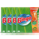 4 x 15pk Bingo Dynamic Dishwashing Tablets Fosfate Free/Eco-Friendly