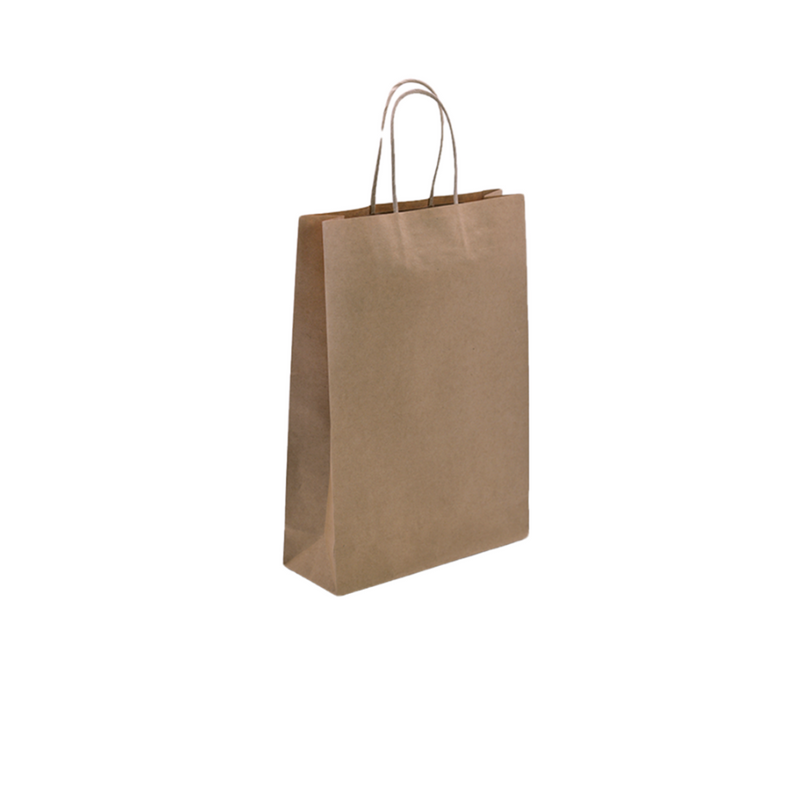Envirochoice Brown Kraft Paper Bag Small
