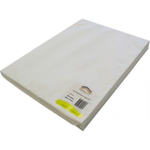 Rainbow Easel Paper 380mm X 510mm 80gsm 500 Sheets White
