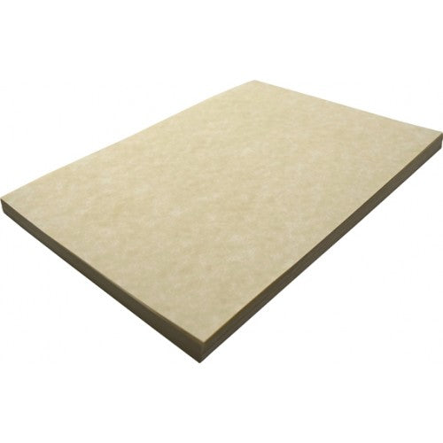 Rainbow Parchment Paper 90gsm Acid Free 100 Sheets Natural