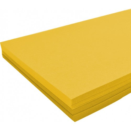 Rainbow Spectrum Board 200GSM A4 100 Sheets Gold.