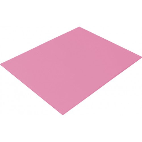 Rainbow Spectrum Board 200GSM 510mm X 640mm 20 Sheets Pink.