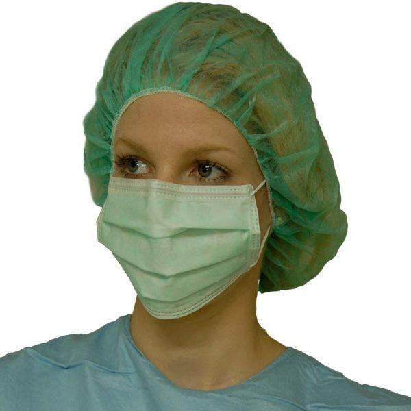 Medcon Australian Made Surgical Face Mask Level 1 3ply 50 Pieces