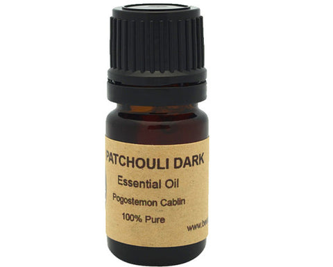 Patchouli Essential Oil (Dark) 5 ml, 10 ml or 15