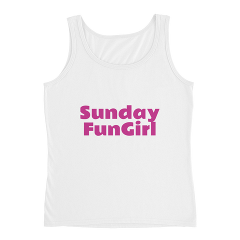 Sunday Fun Day Ladies' Tank