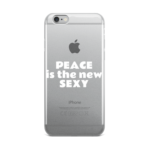 PEACE is the new SEXY iPhone Case