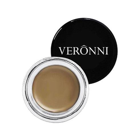 VERONNI Natural Pure Color Dye Eyebrow Cream Eyebrow Liner Long Lasting