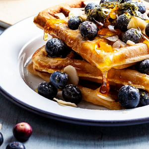Blueberry Pumpkin Waffles - Premium Scented Wax Tarts
