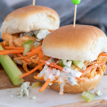 Load image into Gallery viewer, buffalo chicken sliders