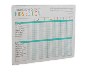 The Ultimate Home Checklist Magnet Set