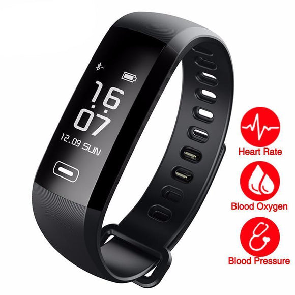 R5MAX Blood Oxygen and Pressure and Heart rate monitor