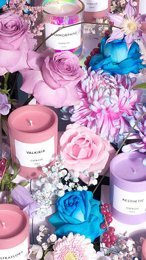 Overose Fragrance and Scented Candles