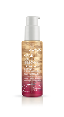 K-PAK® COLOR THERAPY LUSTER LOCK OIL