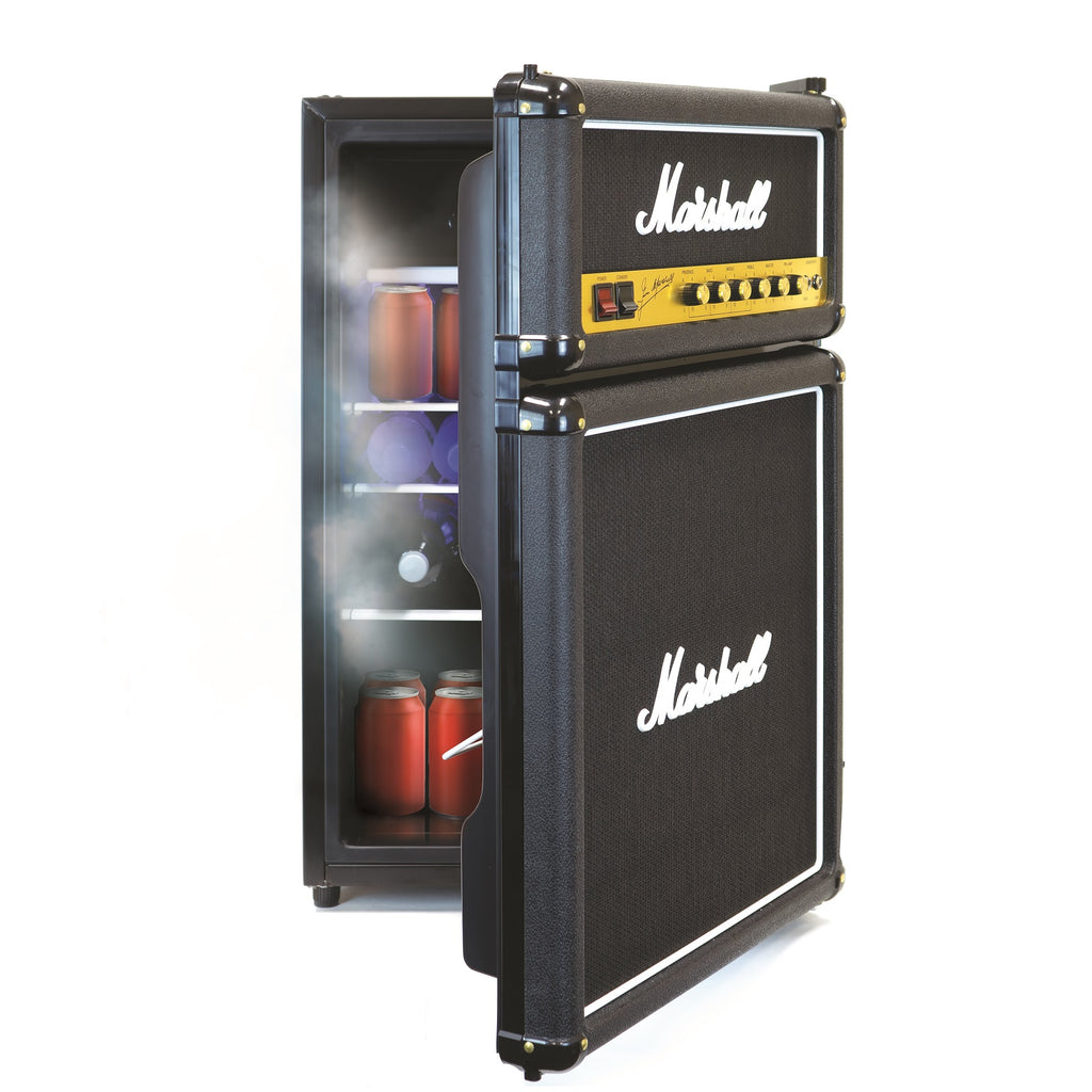 Black Edition 4.4 Marshall High Capacity Bar Fridge