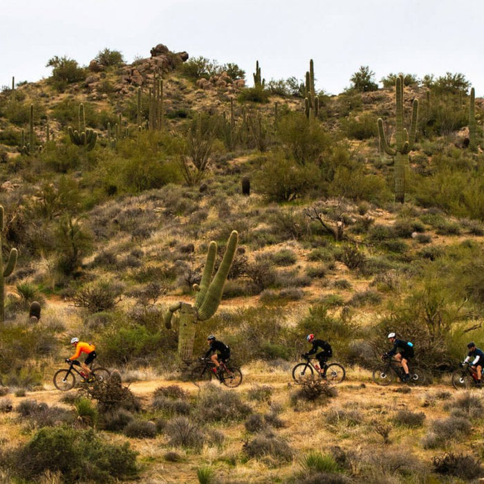 Gravel Camp Scottsdale