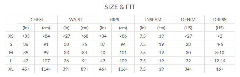 MFF Bottom Sizing