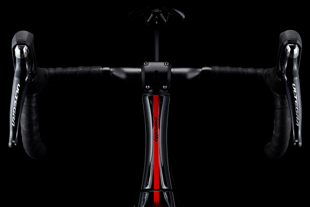 Cervélo - S3 Ultegra Di2 Disc - Graphite / Black / Red - 2019 - 2
