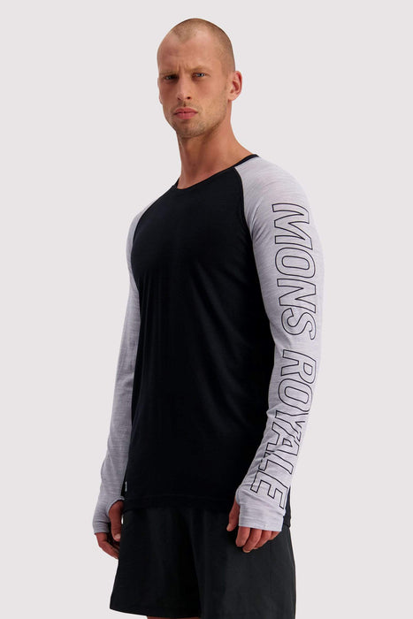 Mons Royale - Men's Temple Tech Long Sleeve