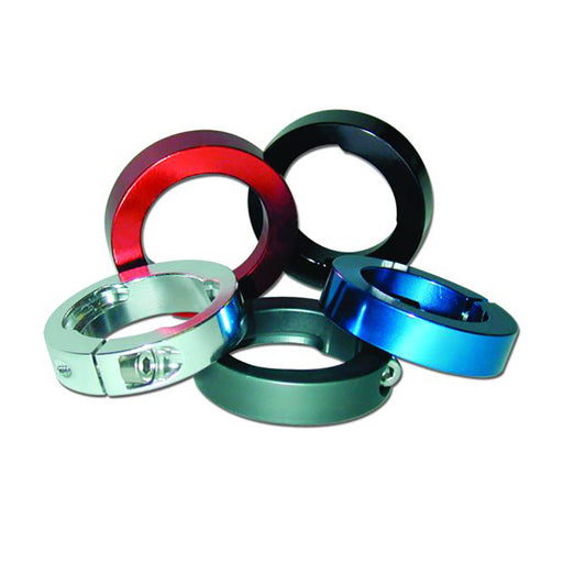 Lock Jaw Grip Clamps - FOUR BLACK