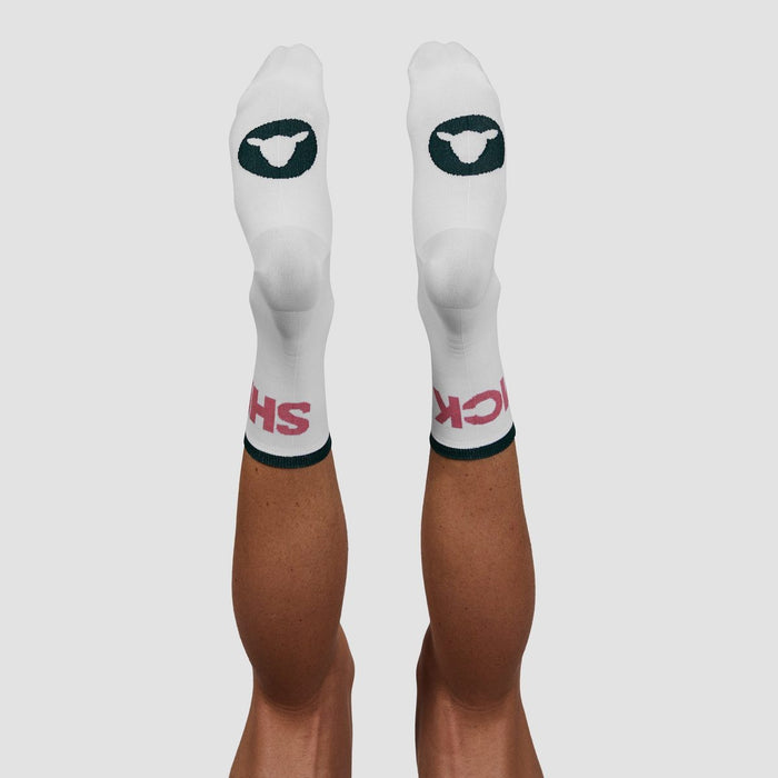 Black Sheep Cycling - TC20 Essentials TEAM Sock - Pink - 2